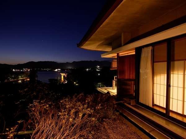 写真:宮島グランドホテル有もと