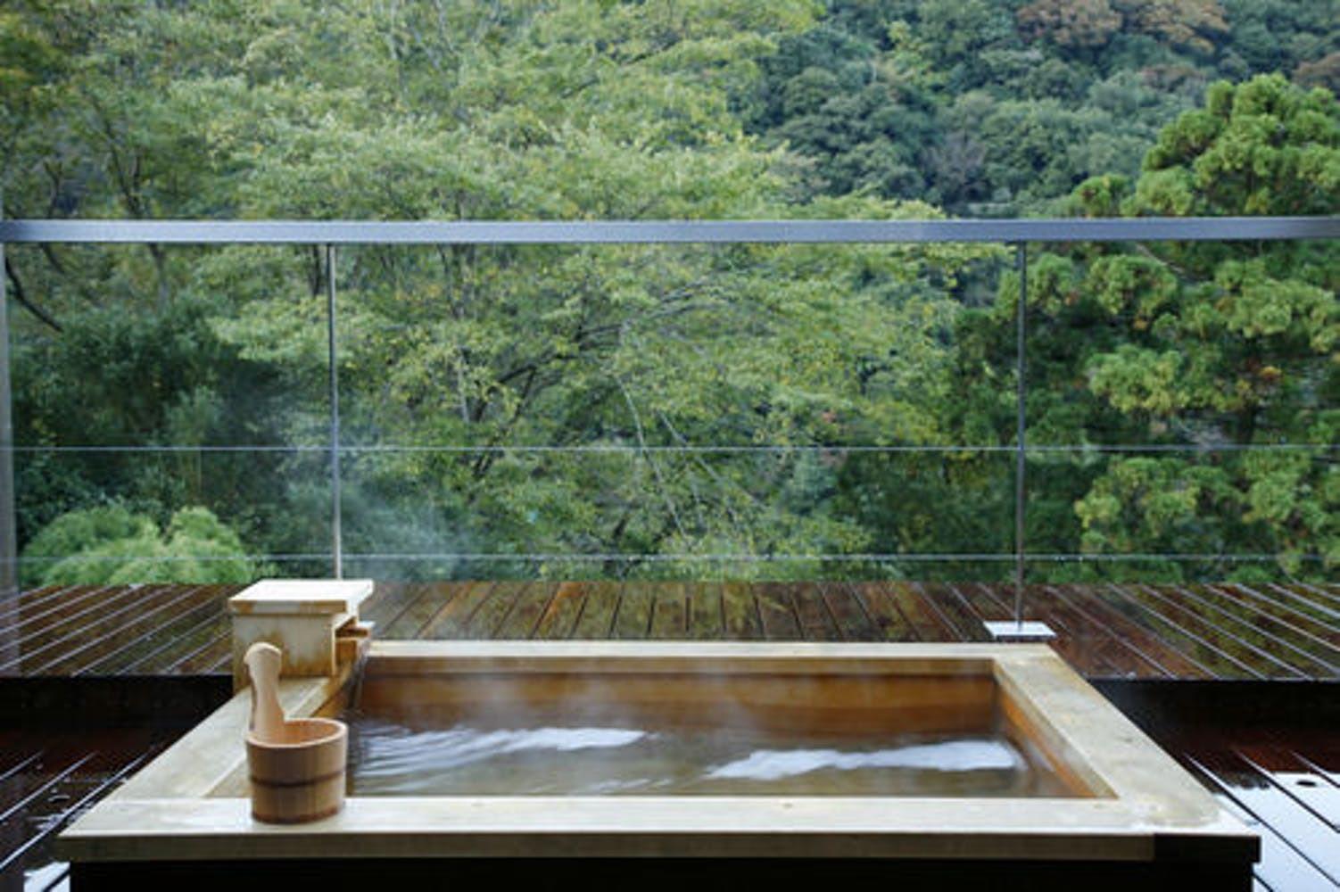 写真:箱根湯本温泉 静観荘