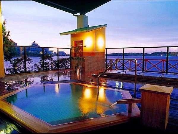 写真:北陸最大級22種の湯あそび宿 加賀観光ホテル