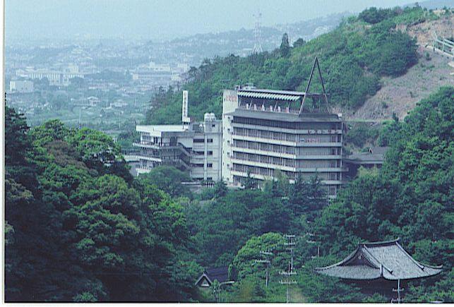 写真:伏尾温泉 不死王閣(ふしおうかく)