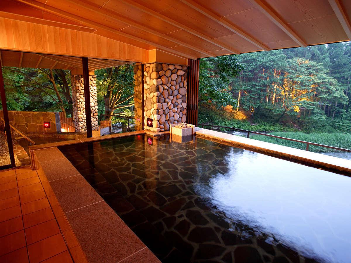 新鉛温泉 結びの宿 愛隣館