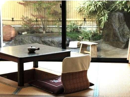 写真:鹿野温泉 お宿 夢彦【全室源泉掛け流し露天風呂】