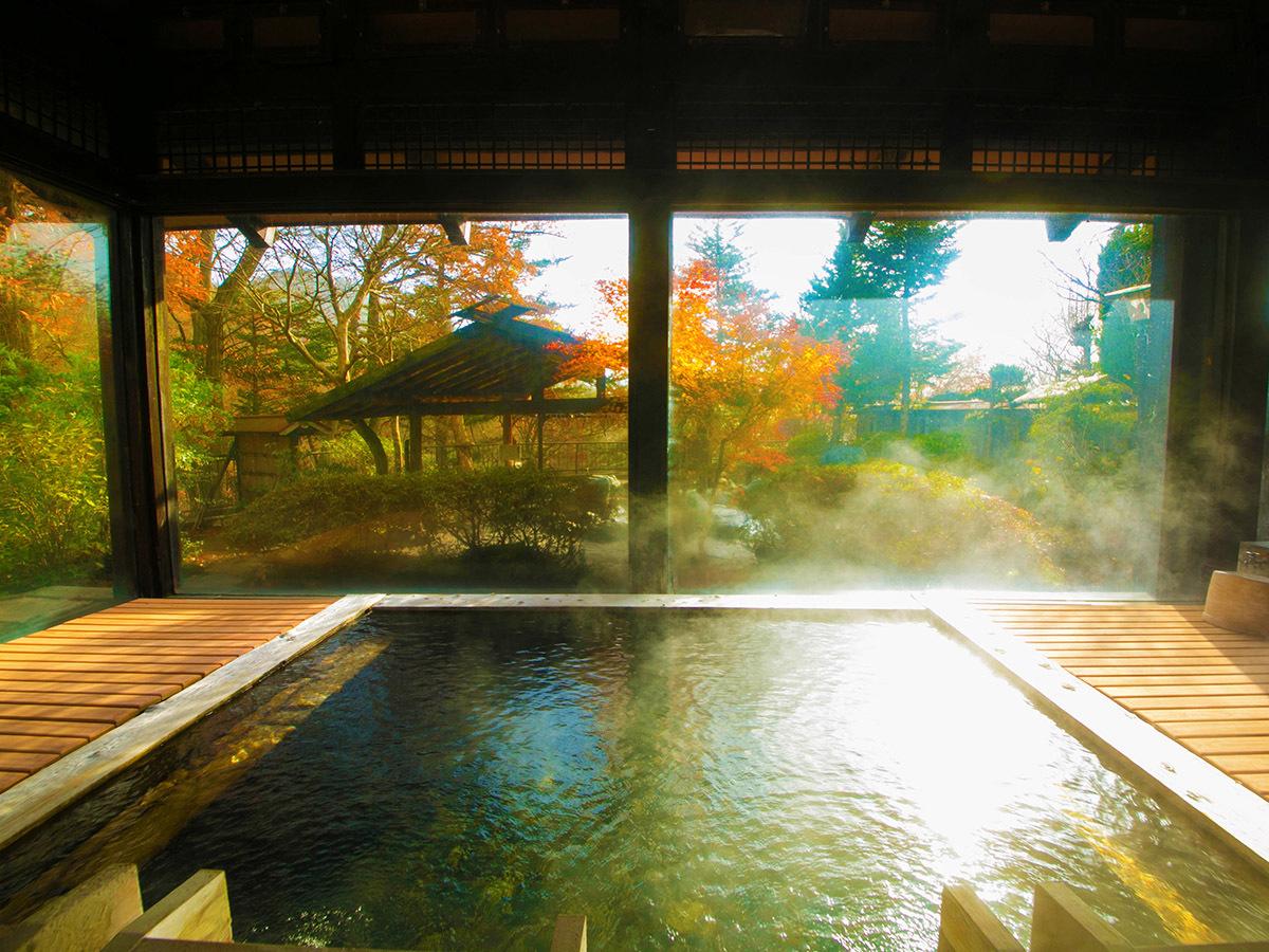 写真:猿ヶ京温泉 豆富懐石 猿ヶ京ホテル