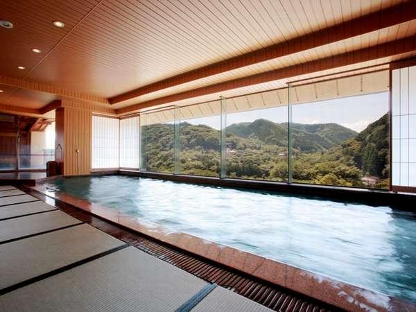 写真:磐梯熱海温泉 萩姫の湯 栄楽館