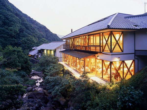 写真:嬉野温泉 大正屋 椎葉山荘(しいばさんそう)