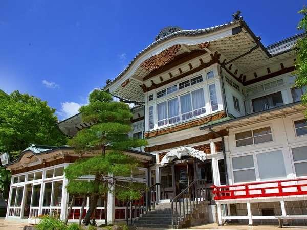 写真:宮ノ下富士屋ホテル