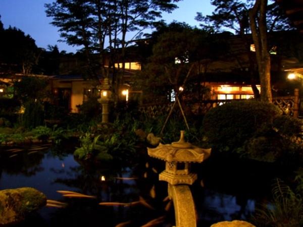 写真:箱根 芦ノ湖 匠の宿 佳松