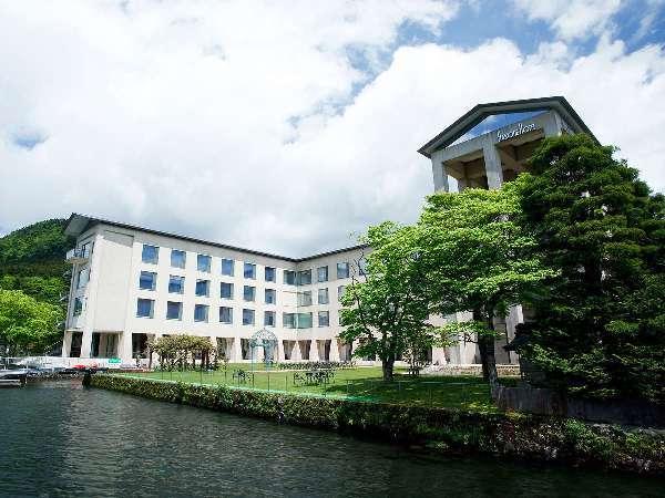 写真:箱根ホテル (富士屋ホテル レイクビュー・アネックス)