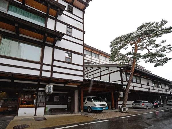 写真:草津温泉 大阪屋