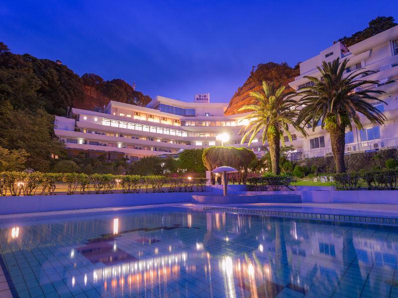 写真:堂ヶ島唯一の自家源泉掛流宿 堂ヶ島温泉ホテル