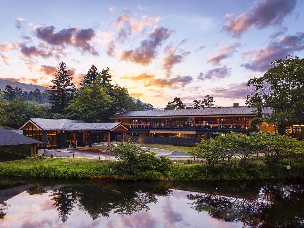 写真:軽井沢プリンスホテル