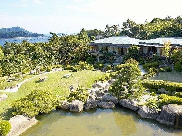 写真:宮浜温泉 庭園の宿 石亭