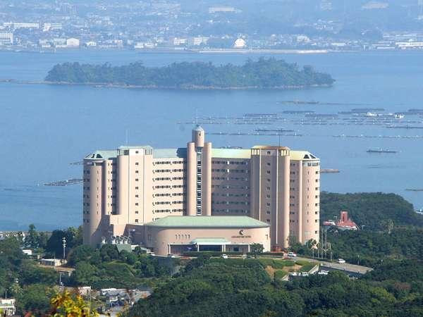 写真:白浜古賀の井リゾート&スパ(旧 コガノイベイホテル)
