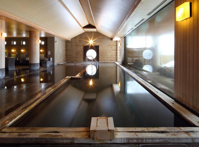 写真:大湯温泉 ホテル鹿角(かづの)