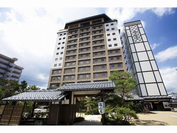 写真:飛騨花里の湯 高山桜庵