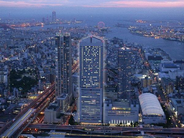 写真:ホテル大阪ベイタワー