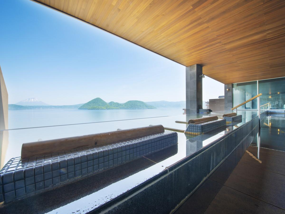 写真:洞爺湖万世閣ホテルレイクサイドテラス