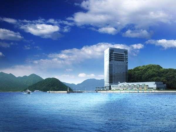 写真:グランドプリンスホテル広島