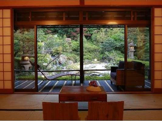 日本三美人の湯 湯宿 草菴(そうあん)