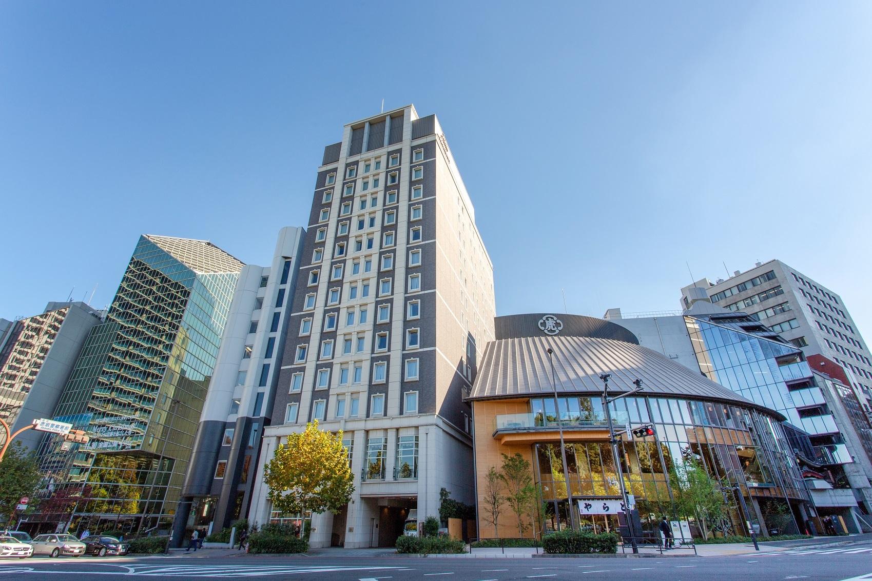 写真:ホテルモントレ赤坂
