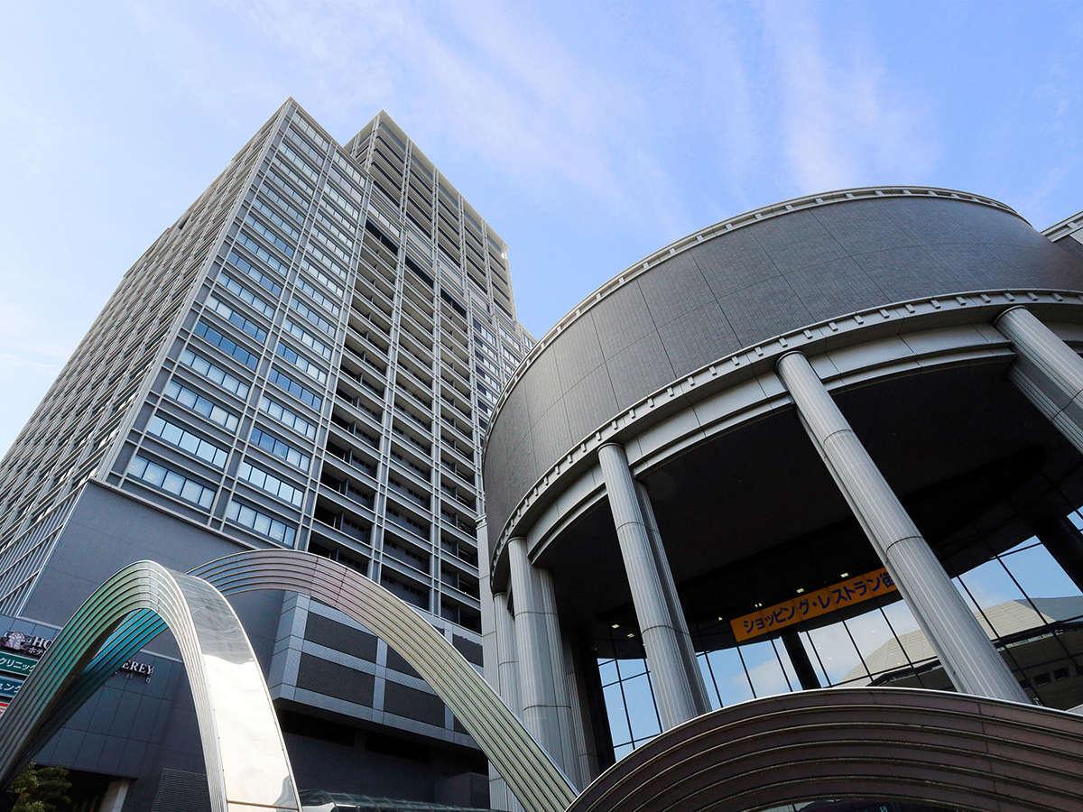 写真:ホテルモントレ グラスミア大阪