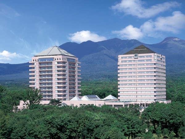写真:ホテルエピナール那須