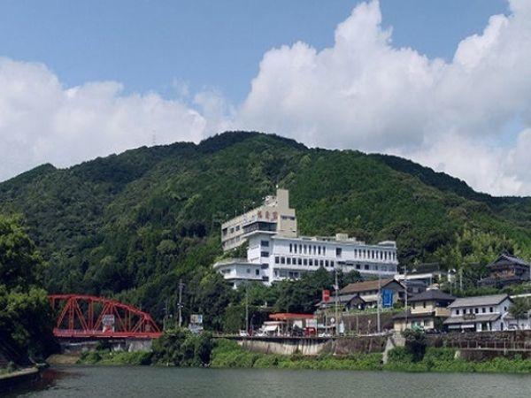 写真:佐賀川上峡温泉 ホテル龍登園