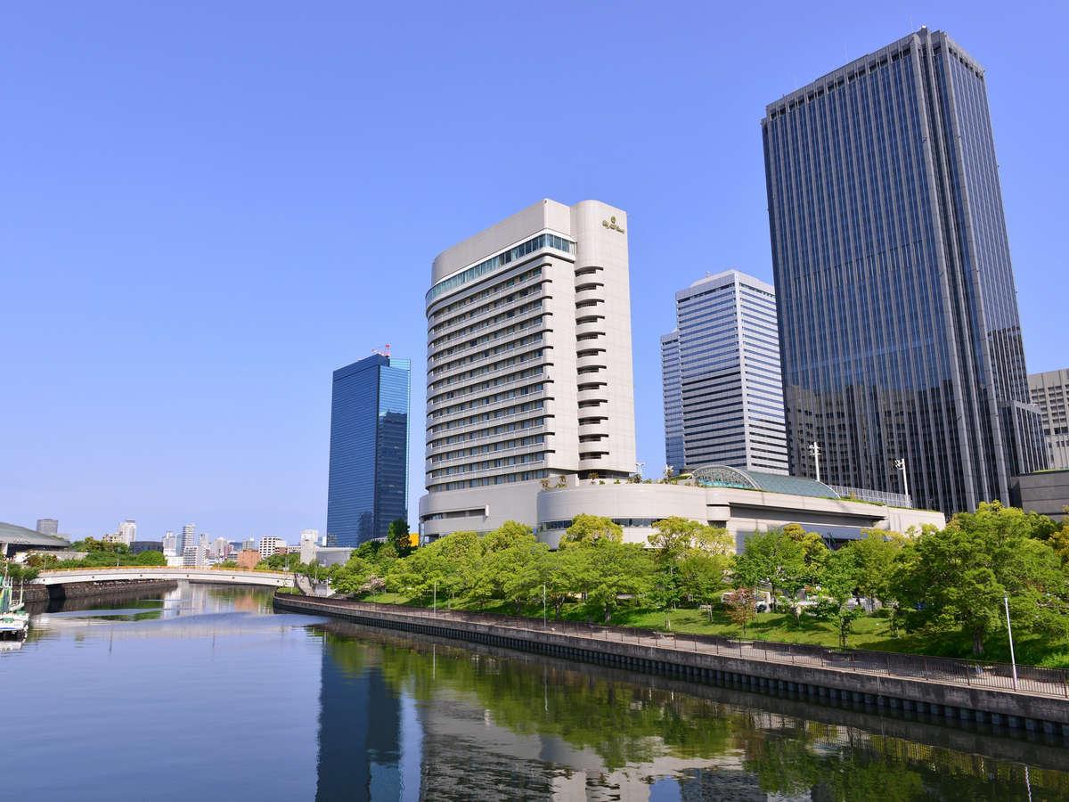 写真:ホテルニューオータニ大阪