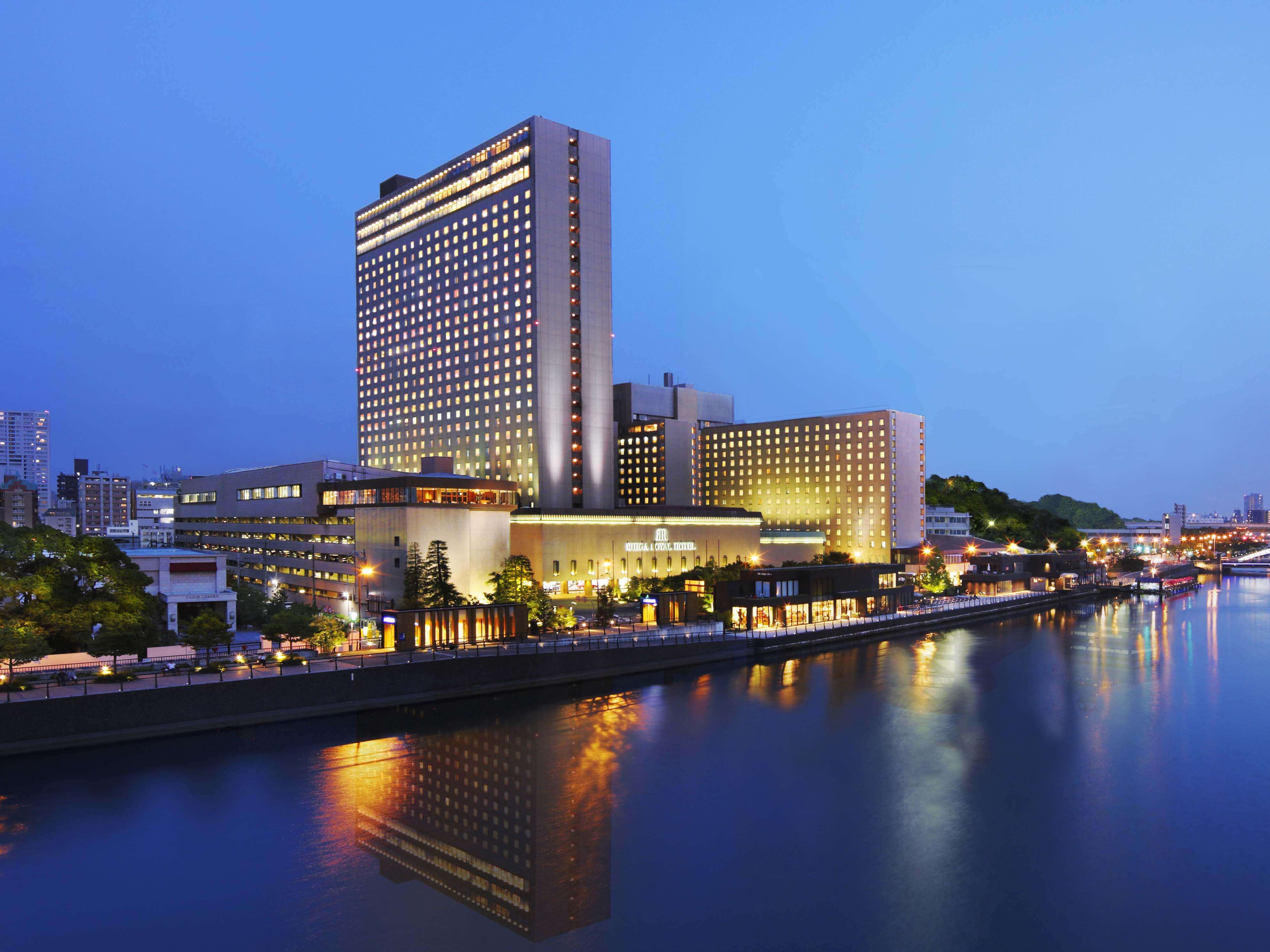 写真:リーガロイヤルホテル(大阪)