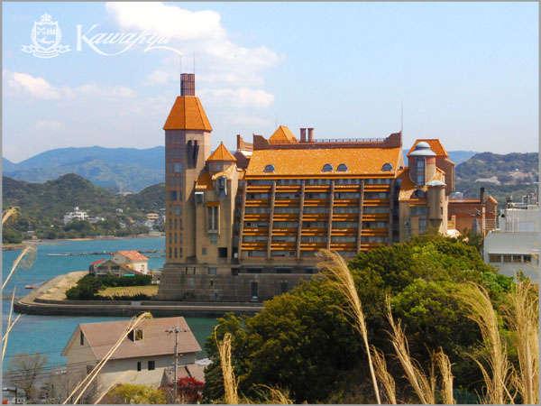 写真:ホテル川久