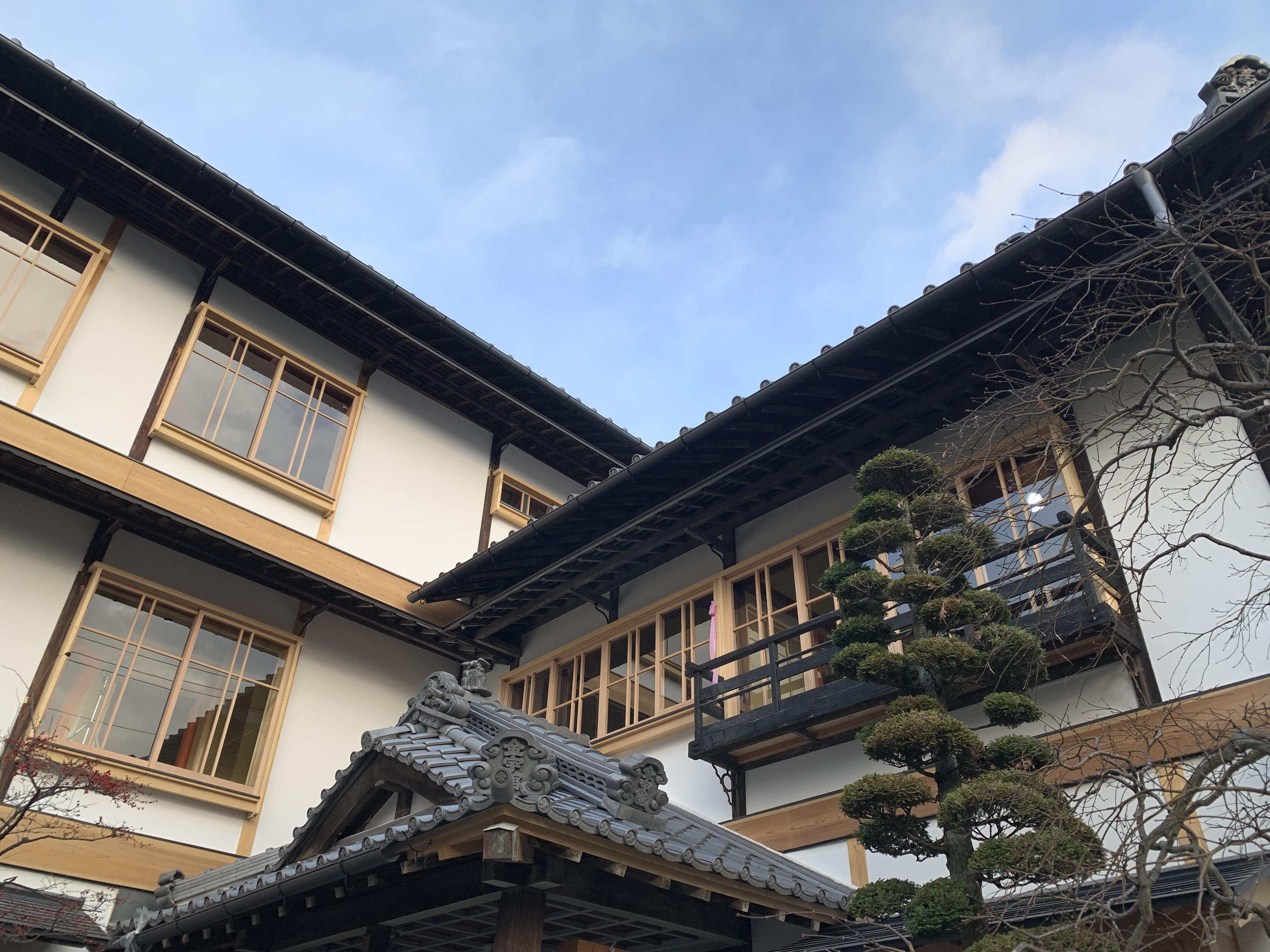 美ヶ原温泉 鄙の宿 金宇館(かなうかん)