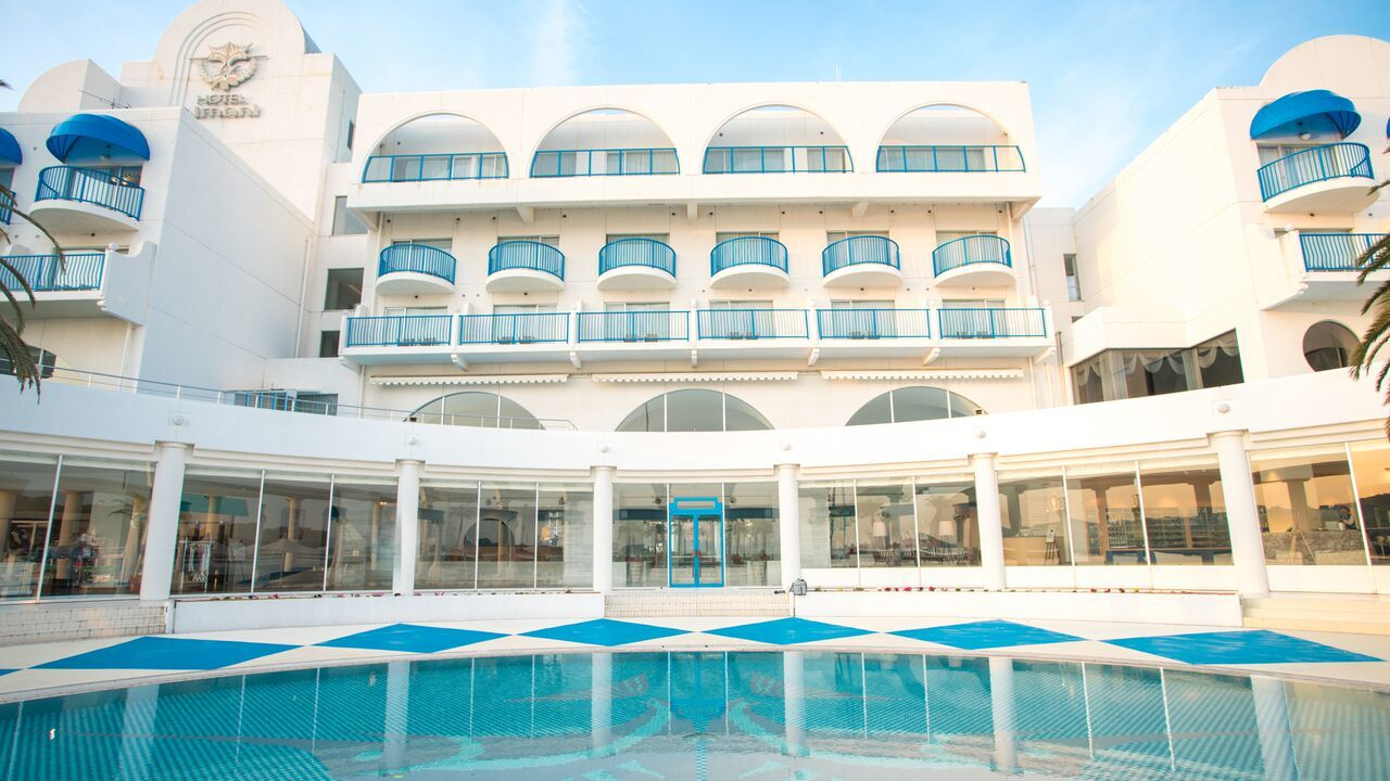 写真:The Hotel Limani & Spa (日本のエーゲ海牛窓 ホテルリマーニ)