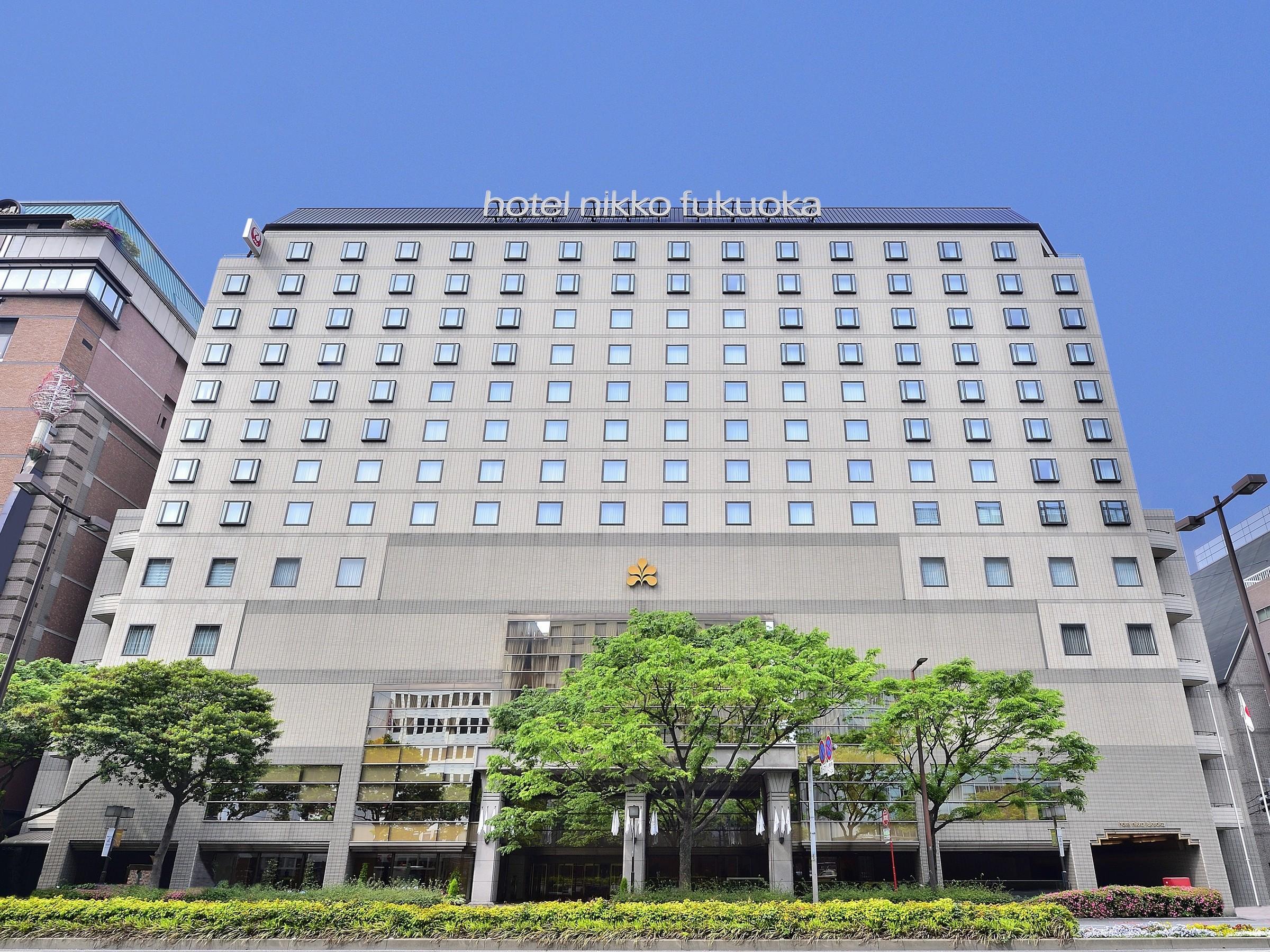 写真:ホテル日航福岡