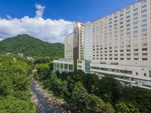 たのしみの宿 定山渓ビューホテル