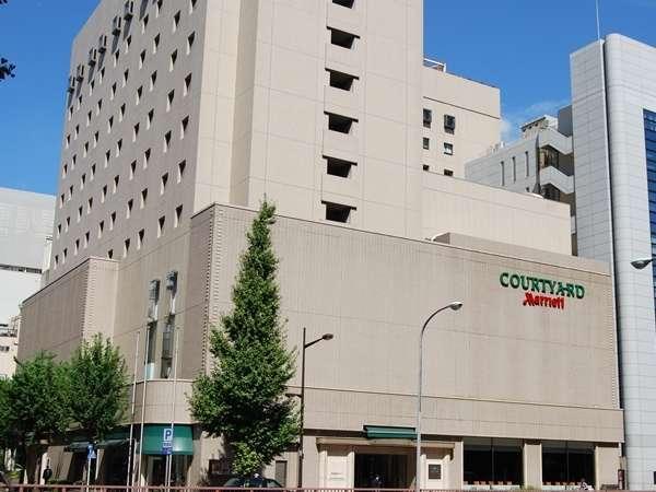 写真:コートヤード・マリオット銀座東武ホテル