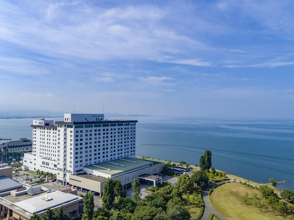 写真:ホテル&リゾーツ 長浜(旧:長浜ロイヤルホテル)