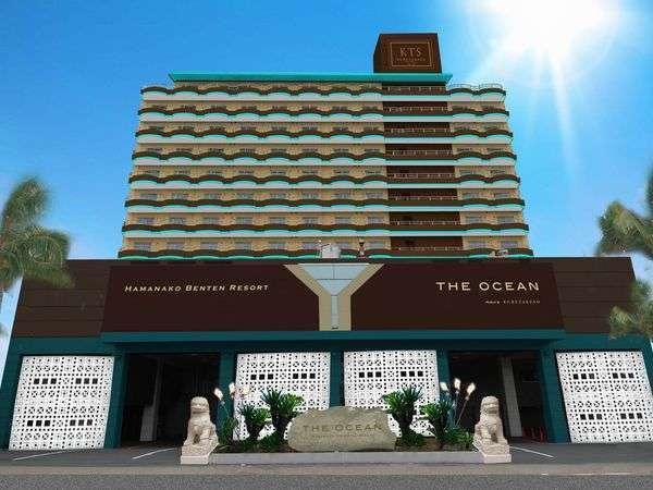 写真:浜名湖リゾート&スパ THE OCEAN(旧 浜名湖弁天リゾート ジ・オーシャン)