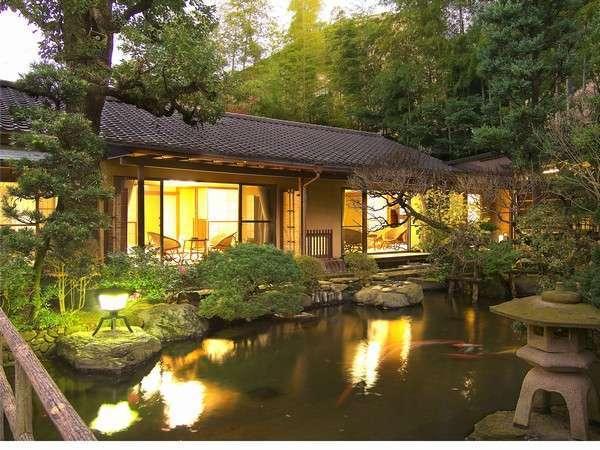 箱根湯本温泉 玉庭