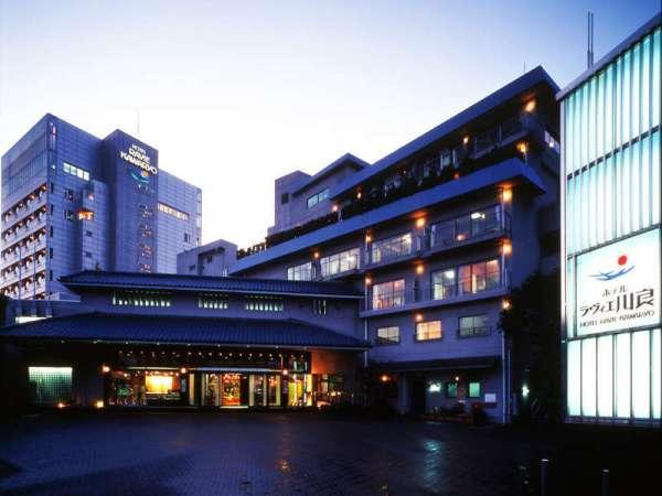 伊豆・伊東温泉 ホテル ラヴィエ川良(かわりょう)