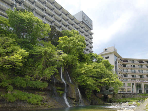 大江戸温泉物語 ホテルニュー塩原