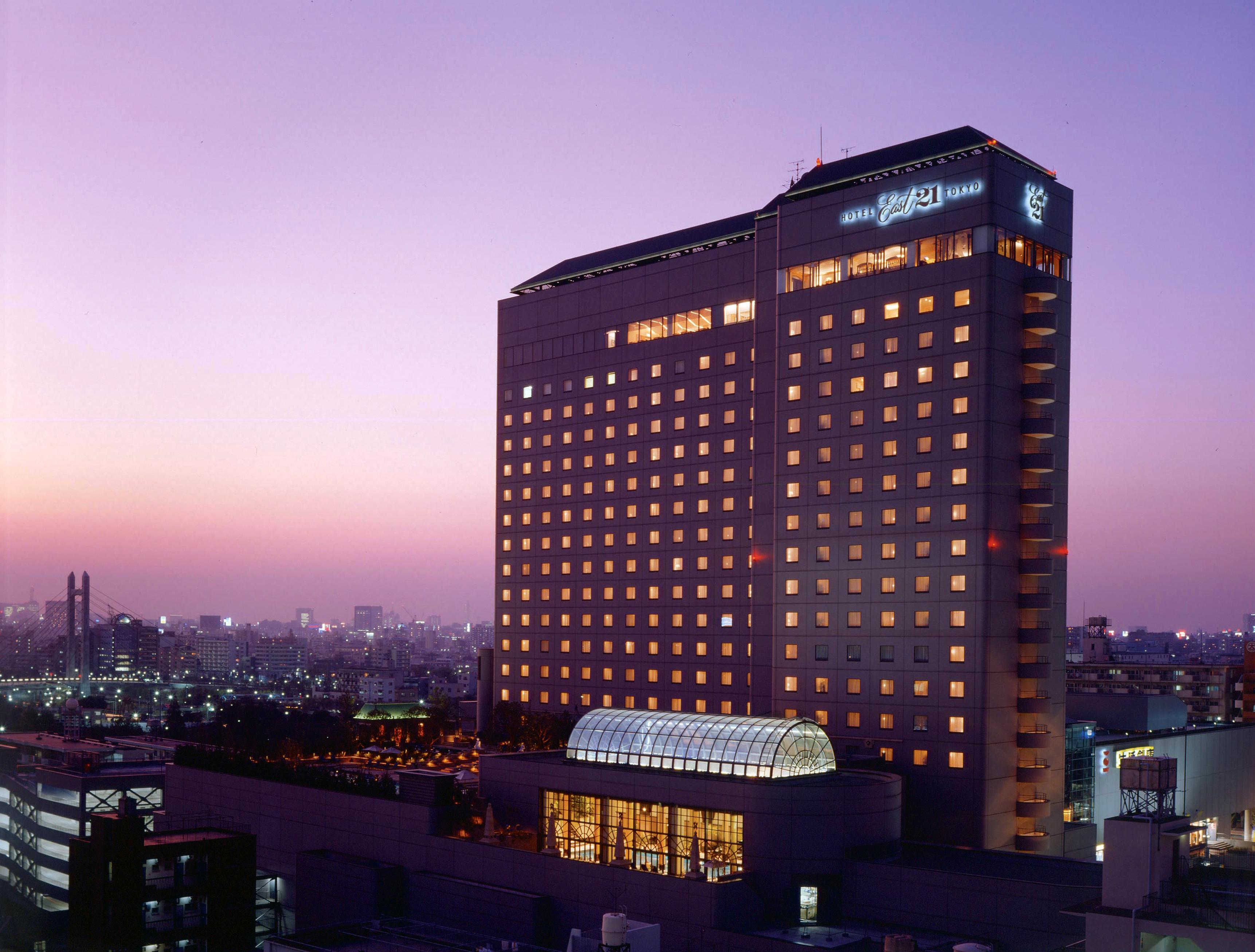 ホテルイースト21東京~オークラホテルズ&リゾーツ~
