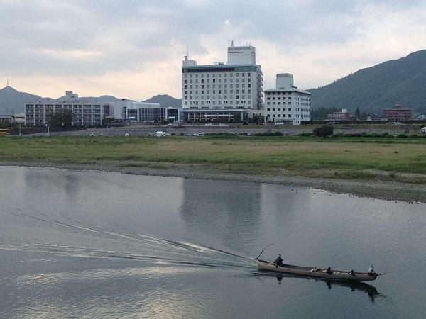 ぎふ長良川温泉 岐阜グランドホテル