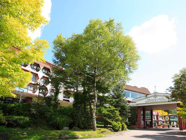 写真:白樺リゾート 池の平ホテル