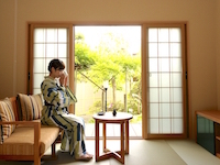 写真:女性が選ぶ全6室の隠れ宿 お宿いけがみ