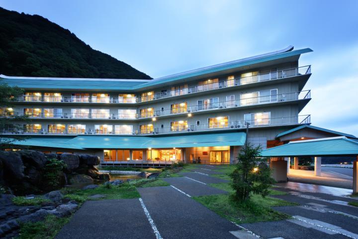 姫川温泉 ホテル國富翠泉閣
