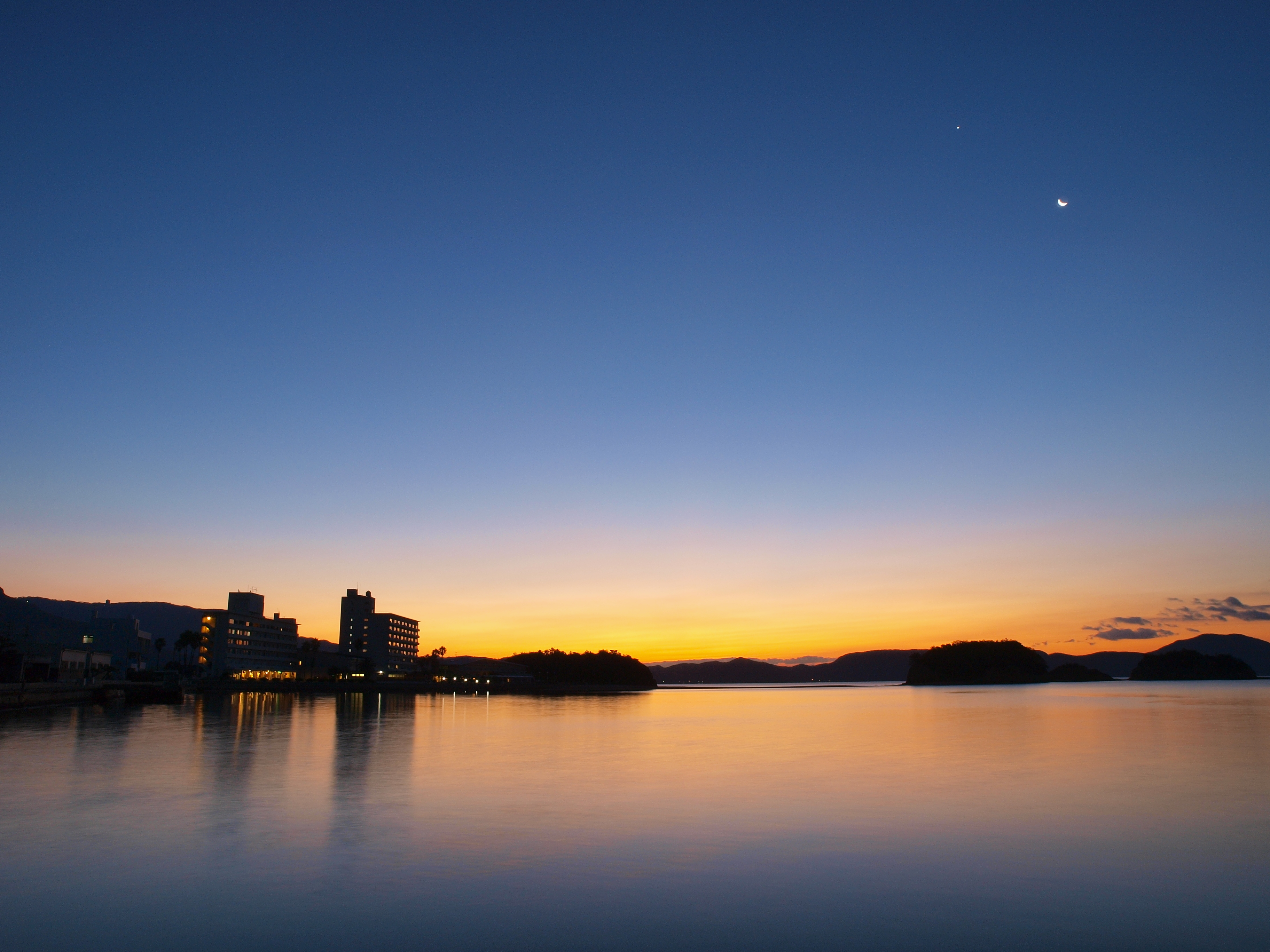 写真:エンジェルロードに一番近い宿 小豆島国際ホテル