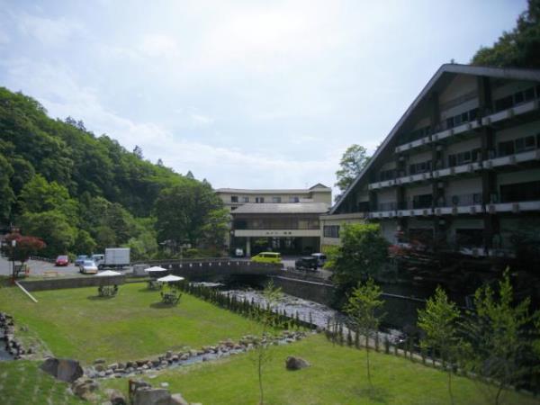 蓼科温泉ホテル 親湯(しんゆ)
