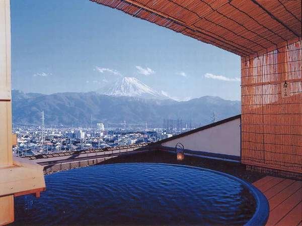 甲府の夜景を独占する温泉 11種類のお風呂 ホテル神の湯温泉
