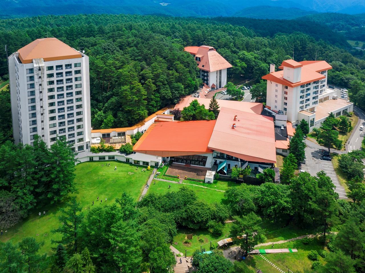 草津温泉 ホテルヴィレッジ