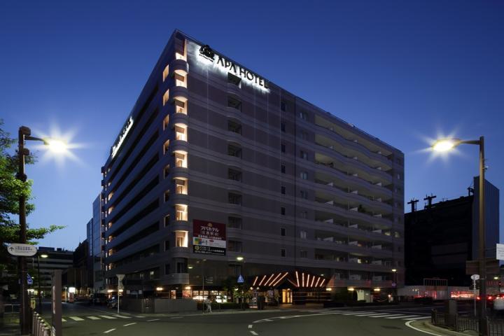 アパホテル〈京都駅前〉